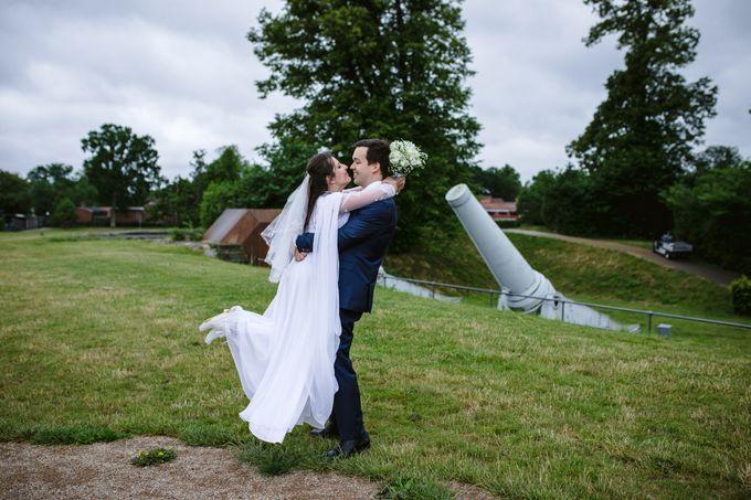 Open Air Wedding in Charlottenlund, Greater Copenhagen by Ieva Vi Photo by Ieva Vi Photography - 017