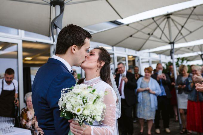 Open Air Wedding in Charlottenlund, Greater Copenhagen by Ieva Vi Photo by Ieva Vi Photography - 022