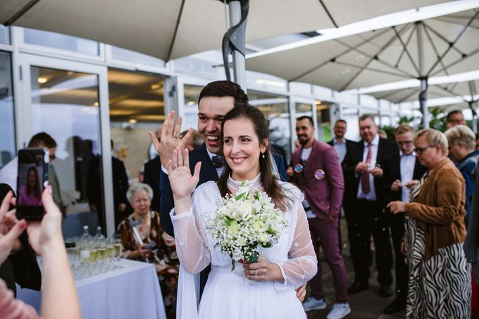 Open Air Wedding in Charlottenlund, Greater Copenhagen by Ieva Vi Photo by Ieva Vi Photography - 024