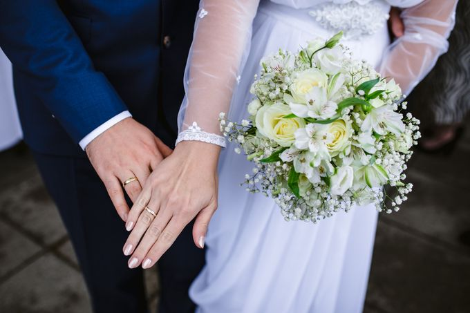 Open Air Wedding in Charlottenlund, Greater Copenhagen by Ieva Vi Photo by Ieva Vi Photography - 025