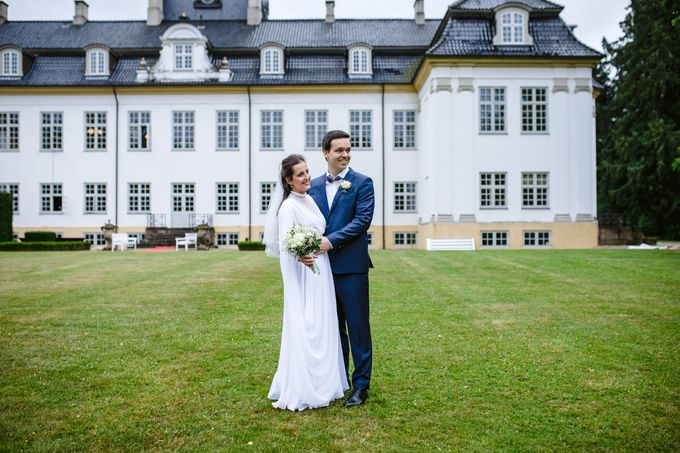 Open Air Wedding in Charlottenlund, Greater Copenhagen by Ieva Vi Photo by Ieva Vi Photography - 004
