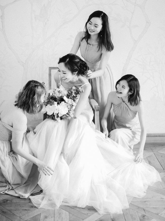 Chateau Mcely Wedding by Stepan Vrzala - 012