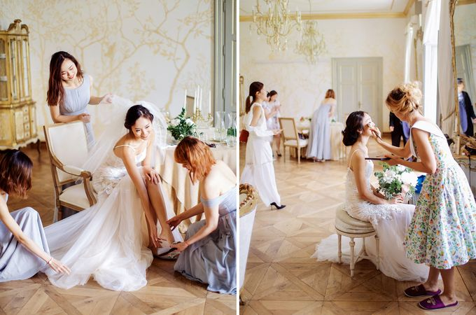Chateau Mcely Wedding by Stepan Vrzala - 016