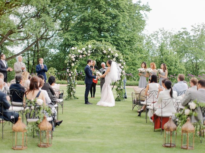 Chateau Mcely Wedding by Stepan Vrzala - 021