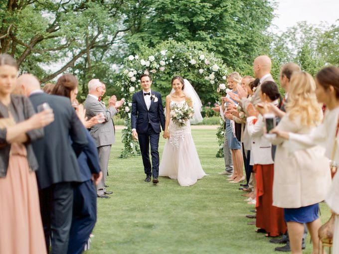Chateau Mcely Wedding by Stepan Vrzala - 022