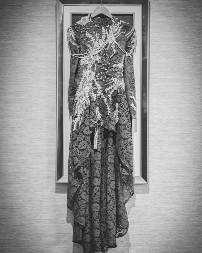 Syafira Anandayu (Aini) & Aran Wedding by Le Clemmie by Amelia - 008