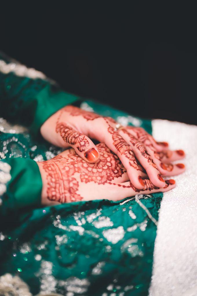 Syafira Anandayu (Aini) & Aran Wedding by Le Clemmie by Amelia - 003