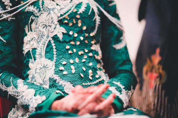 Syafira Anandayu (Aini) & Aran Wedding by Le Clemmie by Amelia - 005
