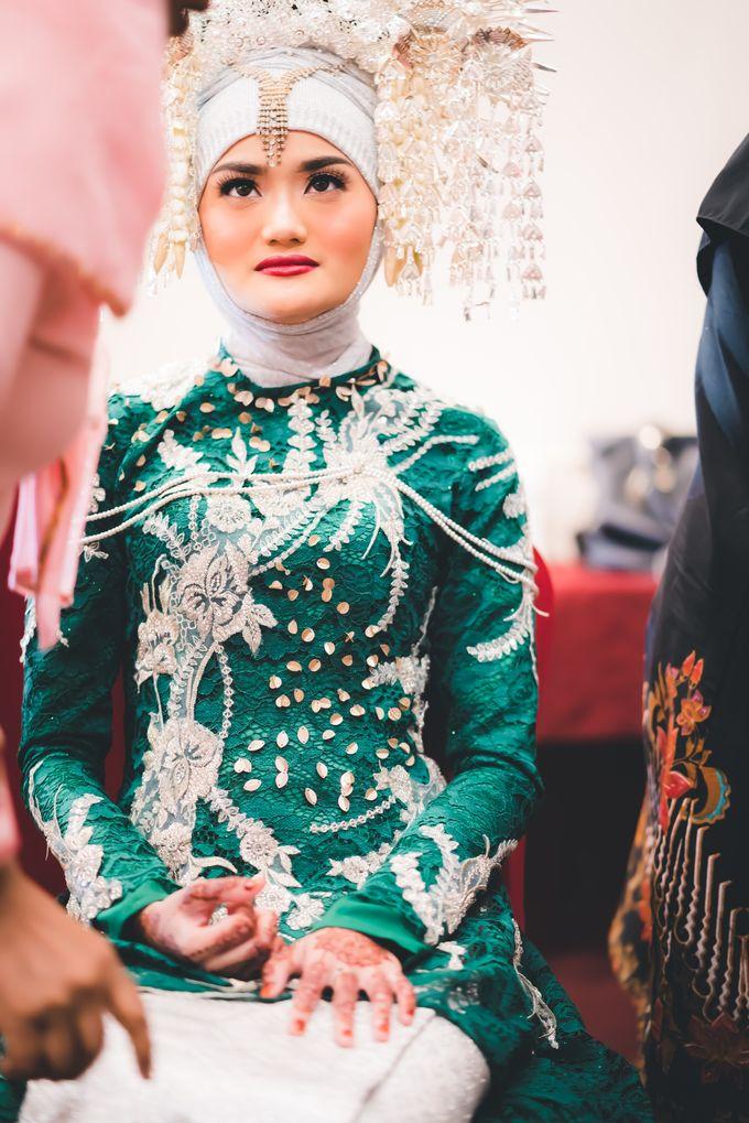 Syafira Anandayu (Aini) & Aran Wedding by Le Clemmie by Amelia - 009