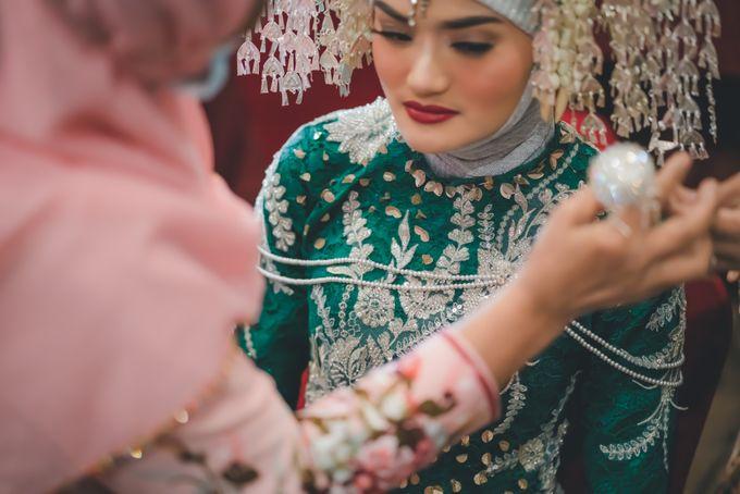 Syafira Anandayu (Aini) & Aran Wedding by Le Clemmie by Amelia - 006
