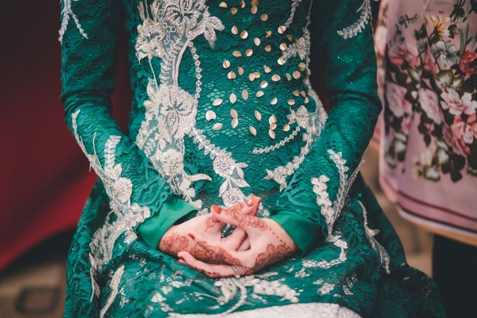 Syafira Anandayu (Aini) & Aran Wedding by Le Clemmie by Amelia - 010