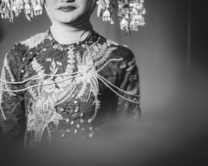 Syafira Anandayu (Aini) & Aran Wedding by Le Clemmie by Amelia - 002