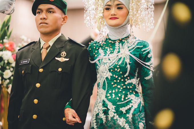 Syafira Anandayu (Aini) & Aran Wedding by Le Clemmie by Amelia - 007