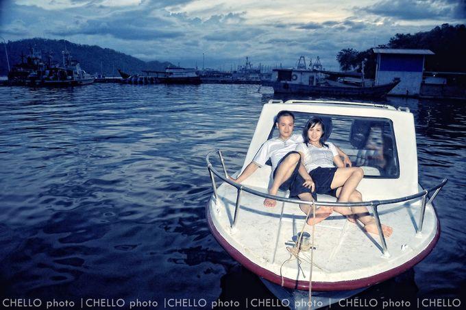 Pre Wedding Shoot by CHELLO digitalStudio - 001
