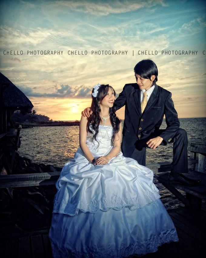 Pre Wedding Shoot by CHELLO digitalStudio - 003