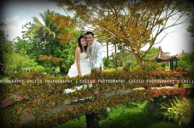 Pre Wedding Shoot by CHELLO digitalStudio - 004