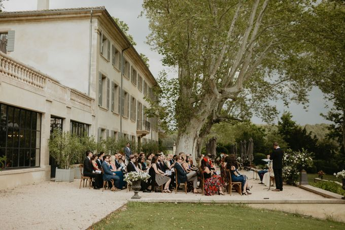 Provence Wedding by Dorothée Le Goater Events - 012