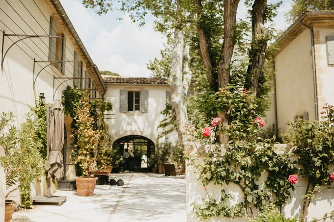 Provence Wedding by Dorothée Le Goater Events - 005