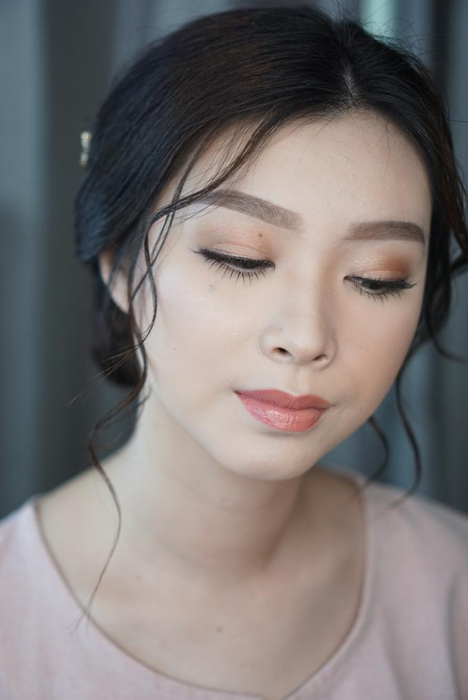 Ms. Stefanie  by Chesara Makeup - 002
