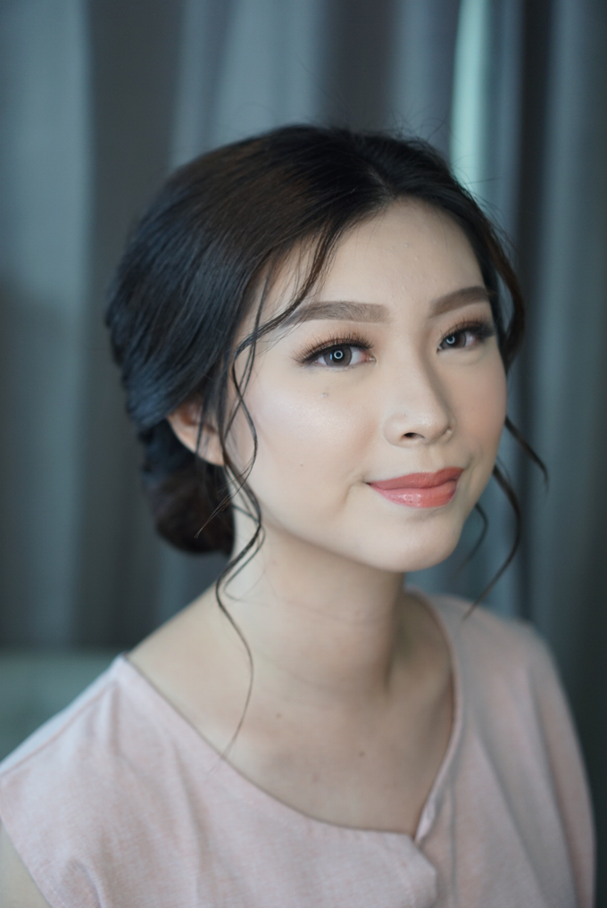 Ms. Stefanie  by Chesara Makeup - 006