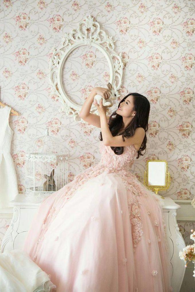 Ms. Olin's Beauty Photoshoot by Chesara Makeup - 002