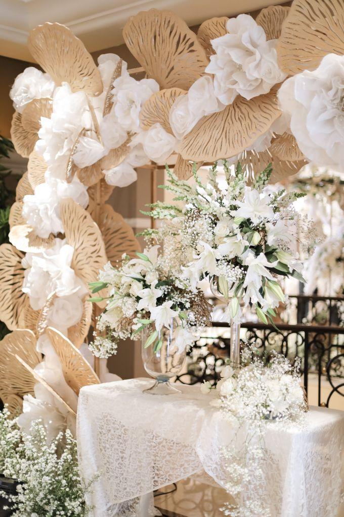 Wedding Reception Chester & Sara by theSerenade Organizer - 005