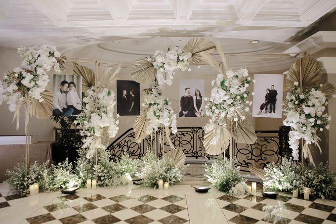 Wedding Reception Chester & Sara by theSerenade Organizer - 006