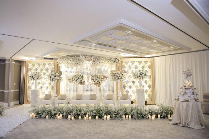 Wedding Reception Chester & Sara by theSerenade Organizer - 008