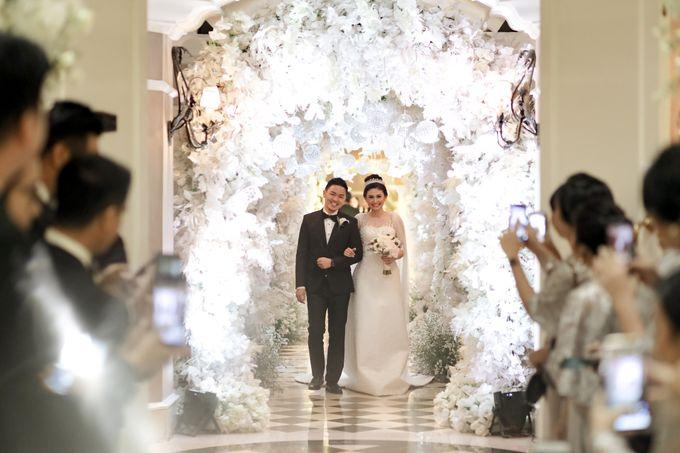 Wedding Reception Chester & Sara by theSerenade Organizer - 001
