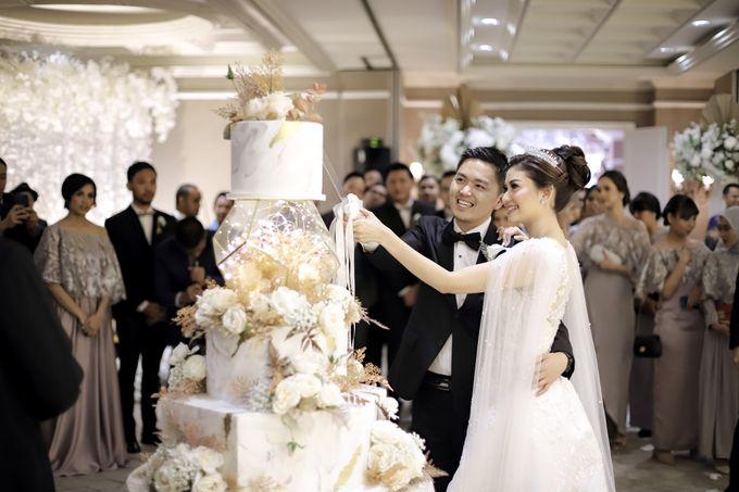 Wedding Reception Chester & Sara by theSerenade Organizer - 002
