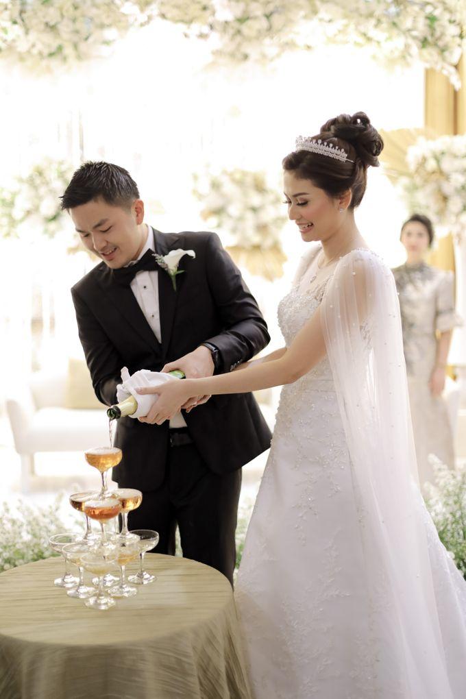 Wedding Reception Chester & Sara by theSerenade Organizer - 003
