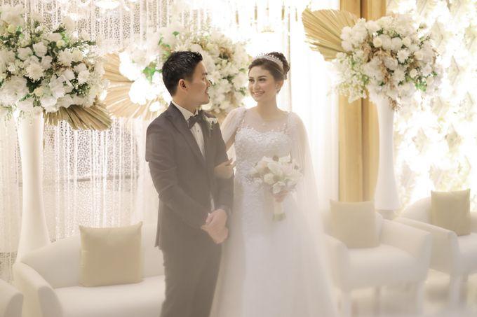 Wedding Reception Chester & Sara by theSerenade Organizer - 004