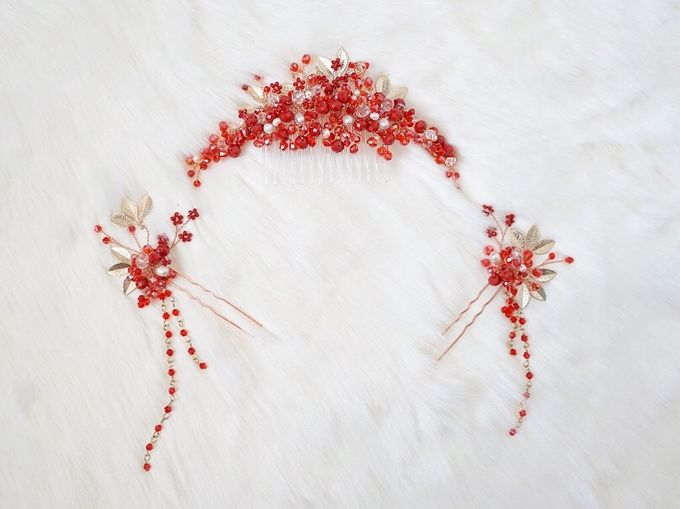 Catalog - Chinese Hairpiece SS/18 by NOMA Jewelry & Accessories - 030