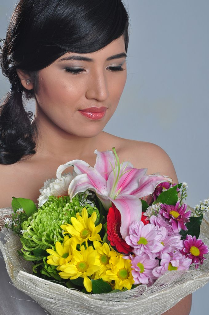 My Brides by CHIQUI DINGCONG: Maquillage Professionnel - 006