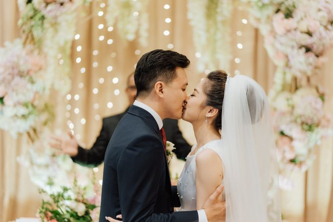 The Wedding of Ben Ones & Stephanie by Riani And Friends - 005