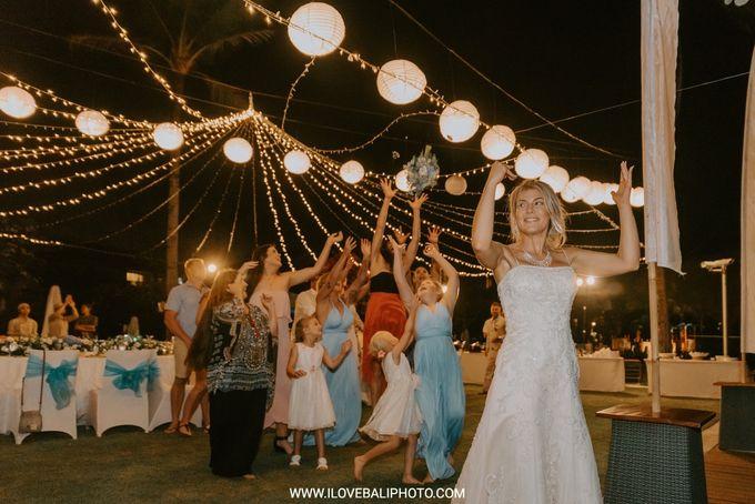 Chloe & Joshua Wedding by Holiday Inn Resort Baruna Bali - 008