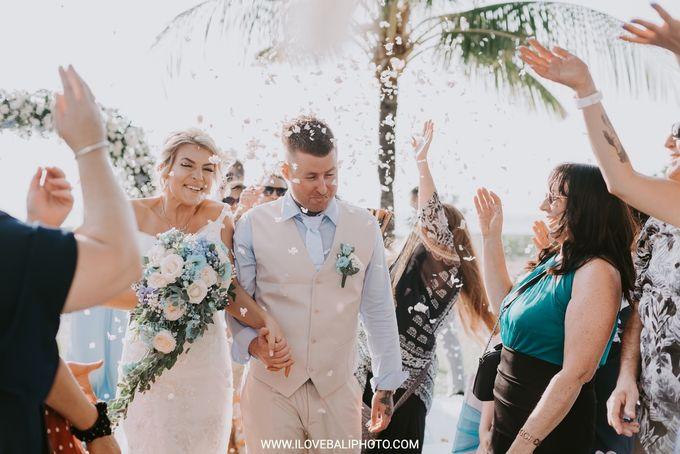 Chloe & Joshua Wedding by Holiday Inn Resort Baruna Bali - 003