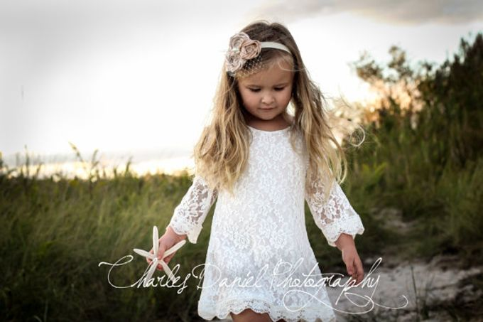 D Liles Collection Flower girl dresses by D. Liles Collection - 027