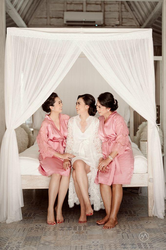 The Wedding of Stella & Fajar by Bali Eve Wedding & Event Planner - 004