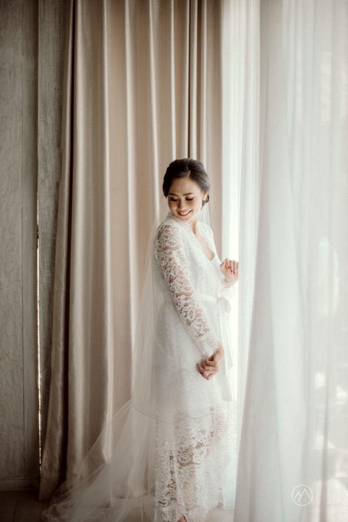 The Wedding of Stella & Fajar by Bali Eve Wedding & Event Planner - 002