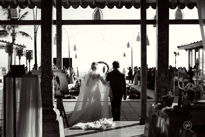 The Wedding of Stella & Fajar by Bali Eve Wedding & Event Planner - 010