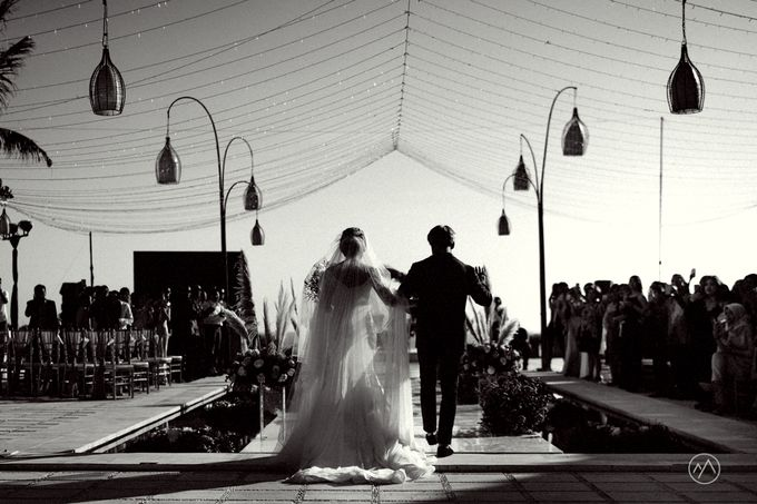The Wedding of Stella & Fajar by Bali Eve Wedding & Event Planner - 011