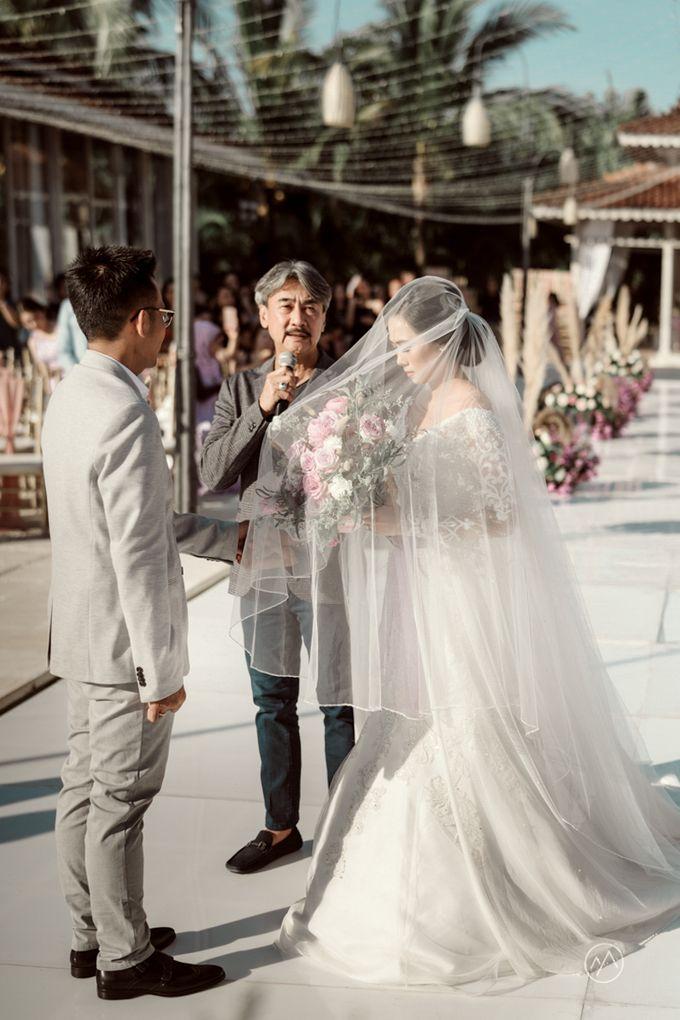 The Wedding of Stella & Fajar by Bali Eve Wedding & Event Planner - 012