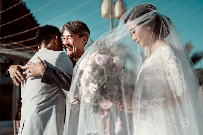 The Wedding of Stella & Fajar by Bali Eve Wedding & Event Planner - 016