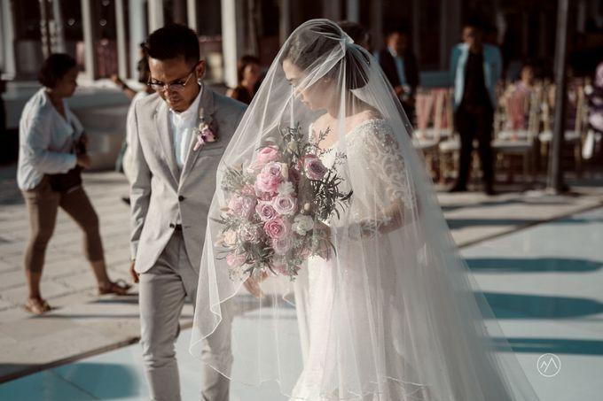 The Wedding of Stella & Fajar by Bali Eve Wedding & Event Planner - 013