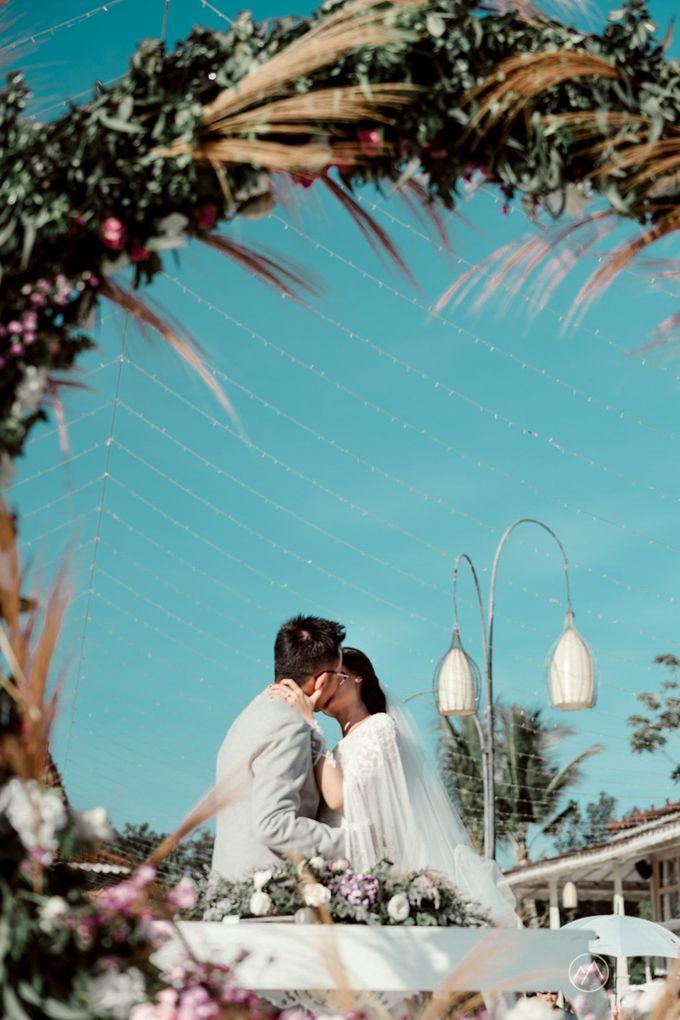 The Wedding of Stella & Fajar by Bali Eve Wedding & Event Planner - 015