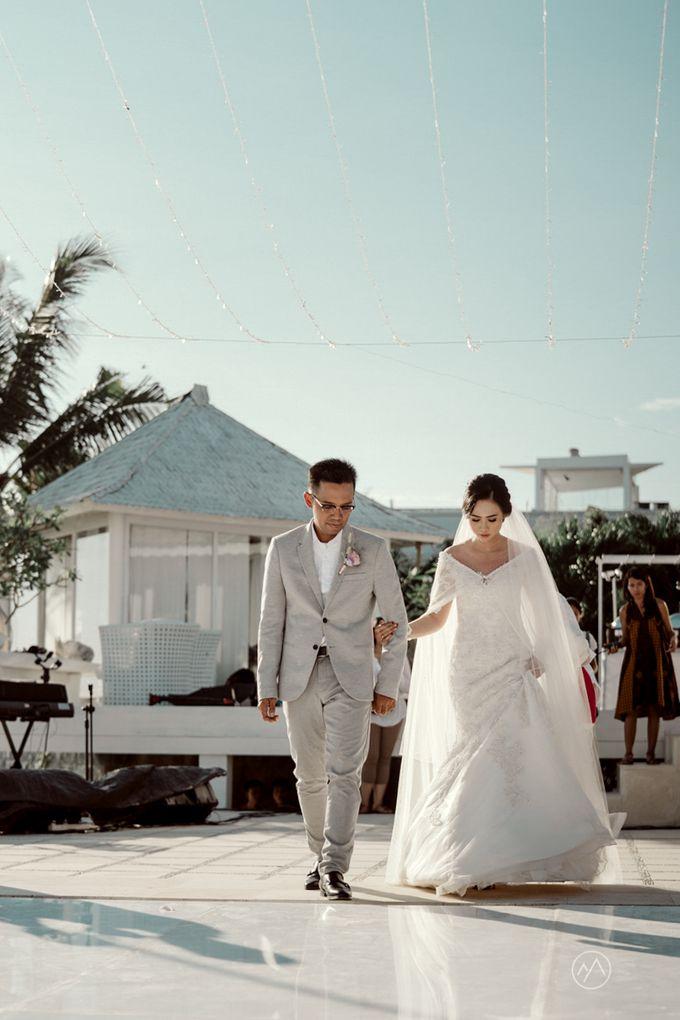 The Wedding of Stella & Fajar by Bali Eve Wedding & Event Planner - 018