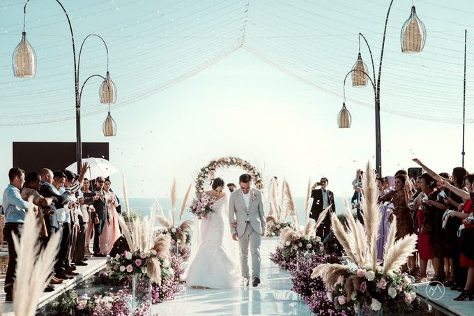 The Wedding of Stella & Fajar by Bali Eve Wedding & Event Planner - 019