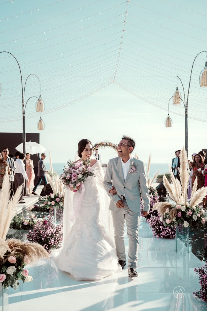 The Wedding of Stella & Fajar by Bali Eve Wedding & Event Planner - 020