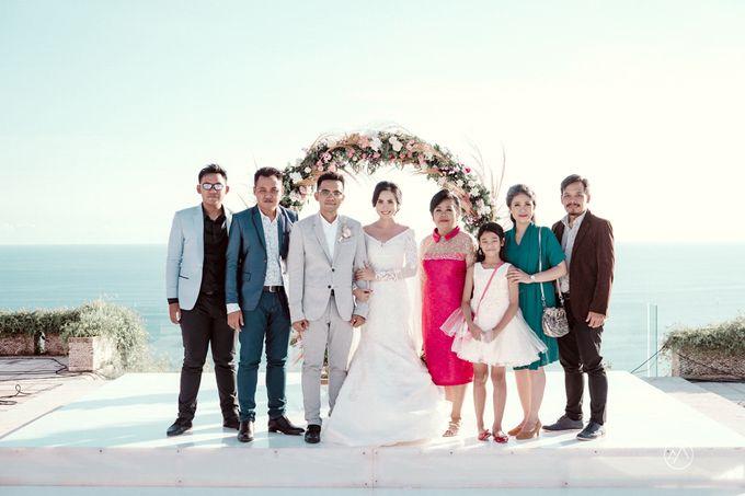 The Wedding of Stella & Fajar by Bali Eve Wedding & Event Planner - 022